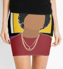 BRUNO MARS Mini Skirt