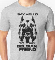 Malinois - Belgian shepherd - Mechelaar  Unisex T-Shirt