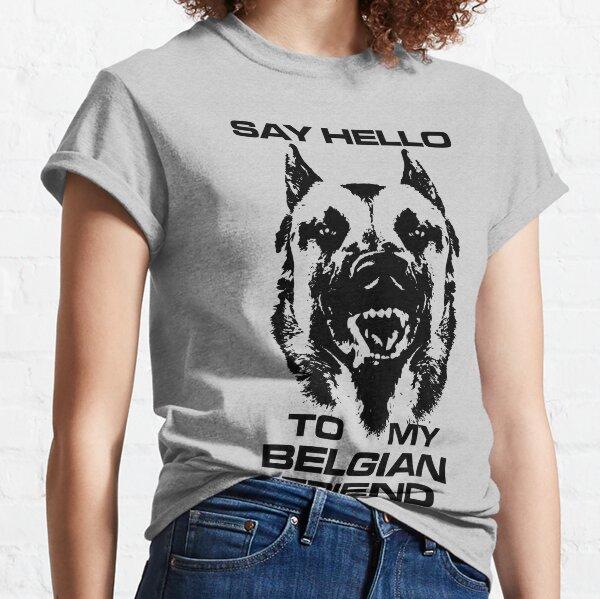 Malinois - Belgian shepherd - Mechelaar  Classic T-Shirt