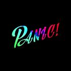Panic Typography by Daniel Ward