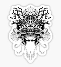 King Coral Sticker