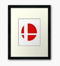 Smash Framed Print