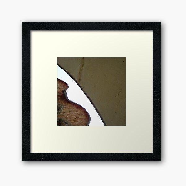 Opus Framed Art Print