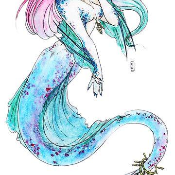 Mermaid by NenrilTf