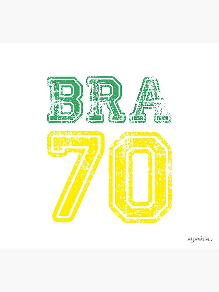 BRAZIL 1970 von eyesblau