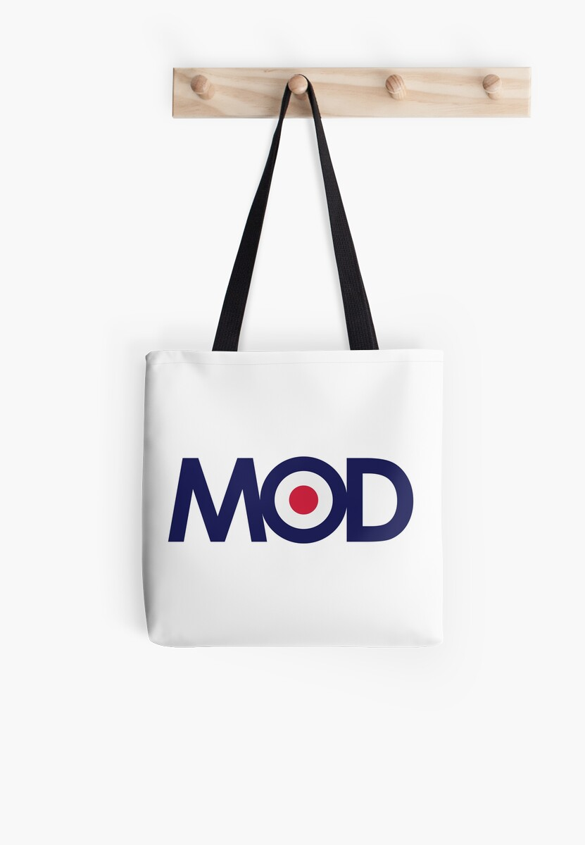 MOD Target by typographywords