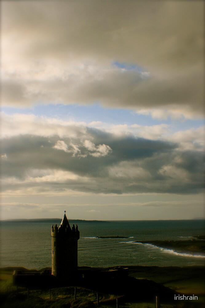 Fairytale castle by irishrain