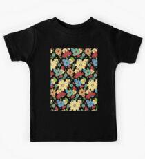 Flower Pattern Kids Tee
