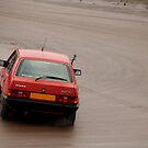 volvo 340 drift by Perggals© - Stacey Turner