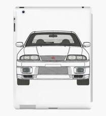 Nissan Skyline R33 GT-R (front) V2.0 iPad-Hülle & Skin