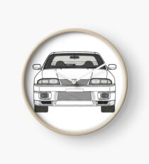Nissan Skyline R33 GT-R (front) V2.0 Uhr