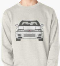 Nissan Skyline R33 GT-R (front) V2.0 Sweatshirt