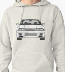 Nissan Skyline R33 GT-R (front) V2.0 Hoodie