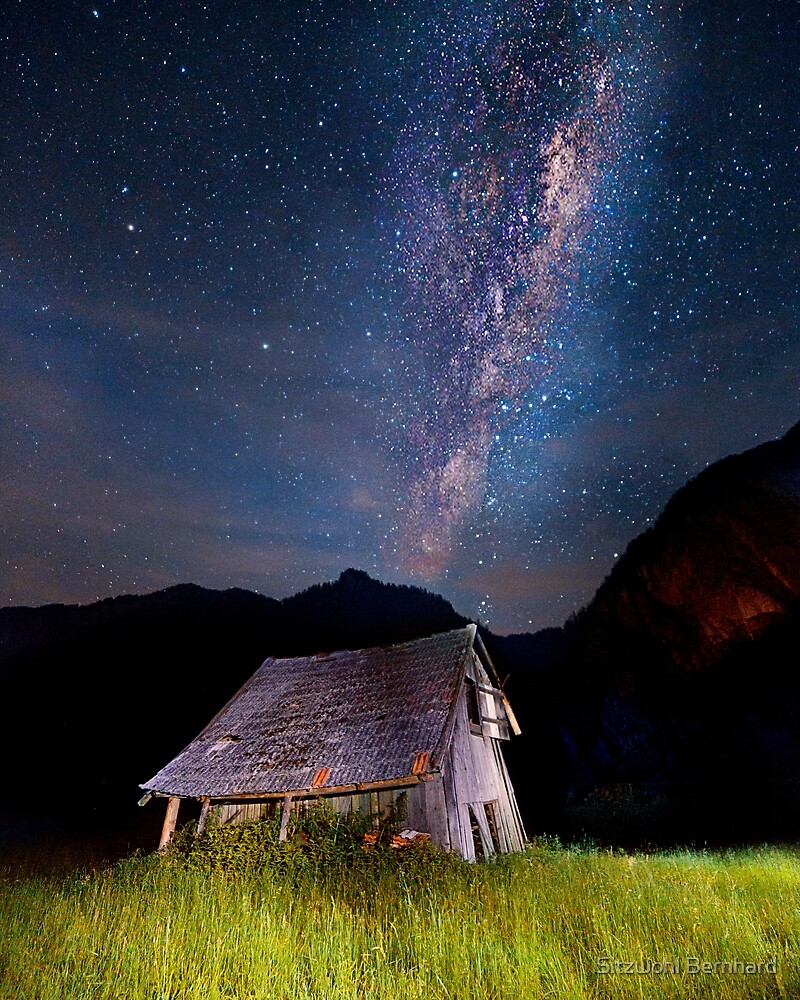 The barn at the end of the universe by Delfino