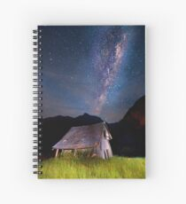 The barn at the end of the universe Spiral Notebook