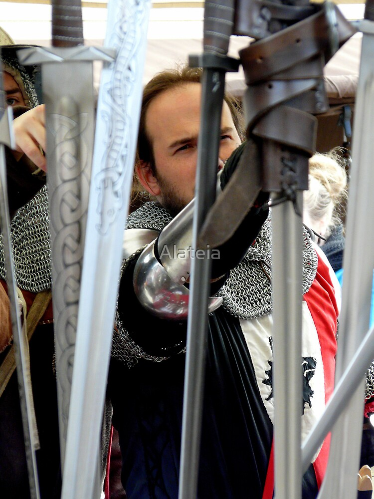 THE SWORD MERCHANT by Alateia