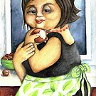 Ode to a Domestic Goddess by lynzart