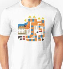 Tigrex Monster Hunter Print Unisex T-Shirt