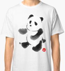 Ink Wash Panda Classic T-Shirt