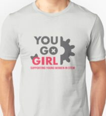 You Go Girl 2015 (with phrase) T-Shirt