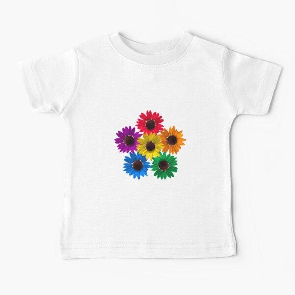Sunflower Pride Baby T-Shirt