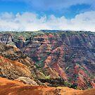 Waimea Canyon by DJ Florek
