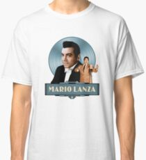 Mario Lanza - The Good Old Days Classic T-Shirt