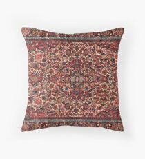 turkish carpet Throw Pillow