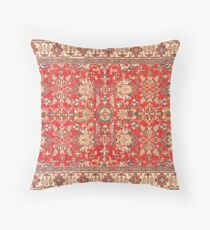 turkish carpet Throw Pillow