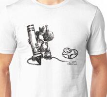 Yoshi Ink Doodle Unisex T-Shirt