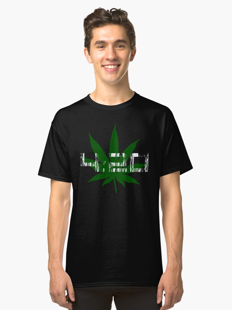 420  Classic T-Shirt Front