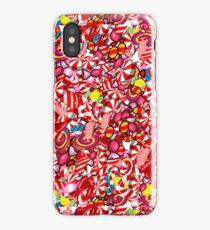 Lots of Candies and Sweets iPhone Case/Skin