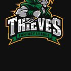 Fantasy League Thieves by Brandon Wilhelm