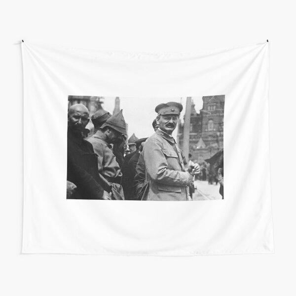 Leon Trotsky - Лев Троцкий Tapestry
