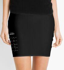 Sub Training Hand Signals Mini Skirt