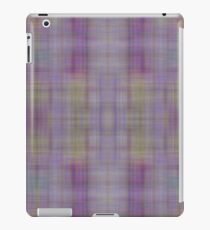 Earl's Water Color Plaid iPad Case/Skin