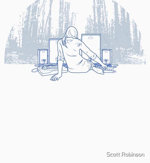 Escapism by Scott Robinson