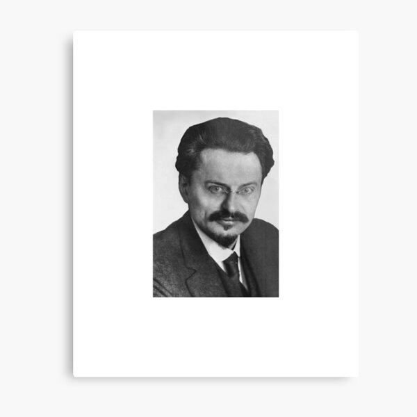 Leon Trotsky, Лев Троцкий, Leo Dawidowitsch Trotzki, Lev Davidovich Bronstein, RSDLP, Trotskyism Metal Print