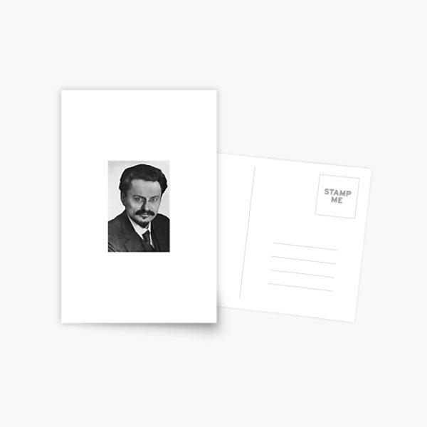 Leon Trotsky, Лев Троцкий, Leo Dawidowitsch Trotzki, Lev Davidovich Bronstein, RSDLP, Trotskyism Postcard