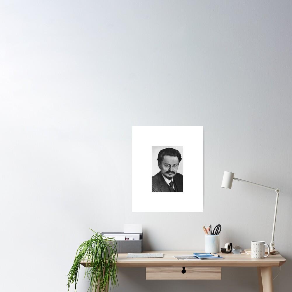Leon Trotsky Лев #Троцкий Leo Dawidowitsch #Trotzki Lev Davidovich #Bronstein RSDLP Trotskyism #LeonTrotsky #ЛевТроцкий #LeoDawidowitschTrotzki #LevDavidovichBronstein #RSDLP #Trotskyism #Trotsky Poster