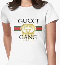 Lil Pump Gang Gang  Women's Fitted T-Shirt