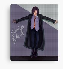 Sirius Black - 1979 Canvas Print