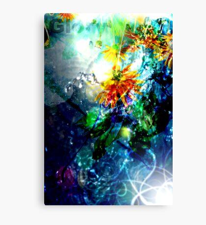 Glory Come Down Canvas Print