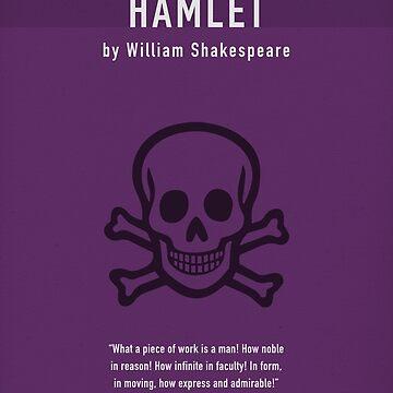 Hamlet von Shakespeare - Greatest Books Series von scienceispun