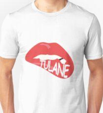 Tulane Lips Unisex T-Shirt