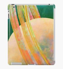 The Rings Of A Planet iPad Case/Skin