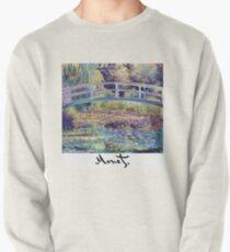 Monet - Japanese Bridge Pullover