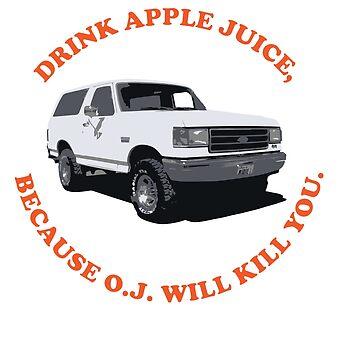 Drink Apple Juice by AlternativeArt