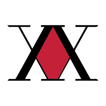 Hunter x Hunter Logo HxH by SenxCreations