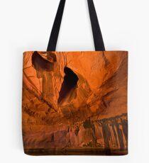 Neon Canyon Tote Bag